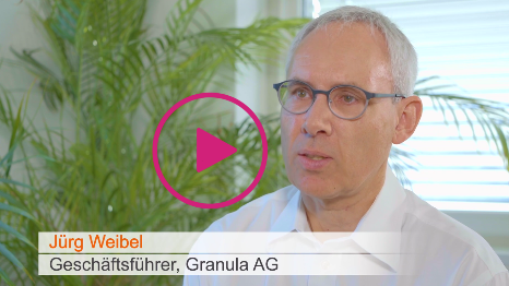 CASYMIR bei Granula AG